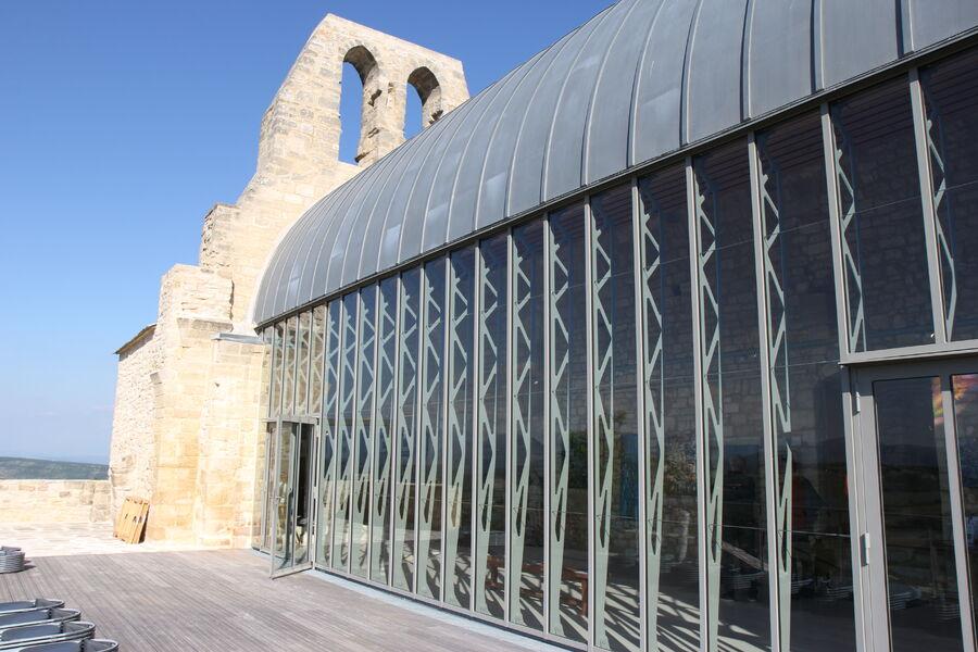Eglise Saint-Christophe - Vachères