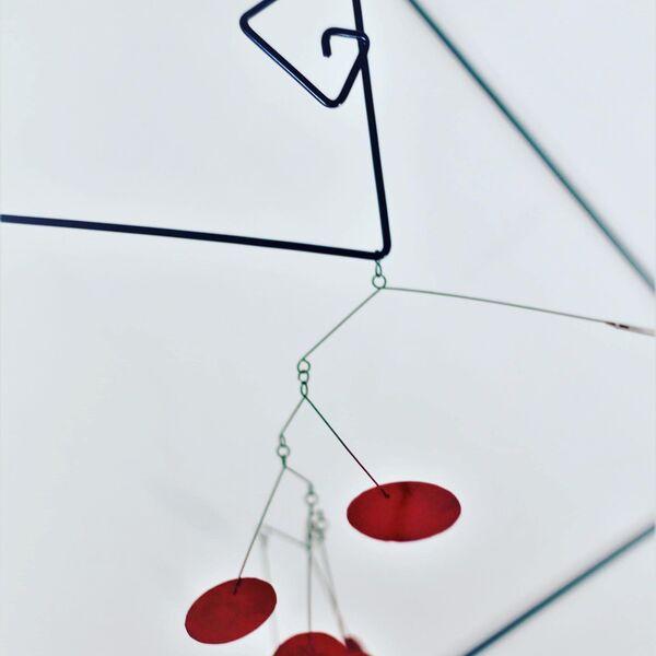 Mobile 2 - Atelier d'Art et Equilibres - Amaury Maillet