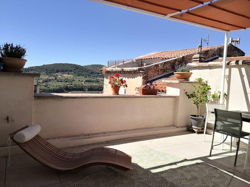 Azur et Vous - Toit terrasse 2 - Moulins Franck