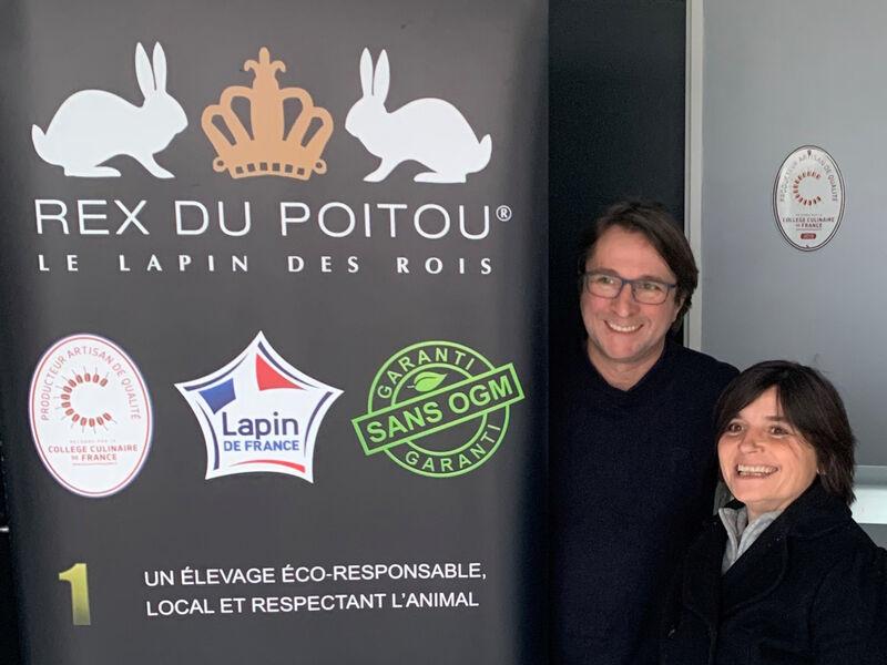 Présentation Rex du Poitou