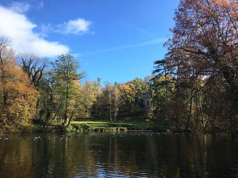 Parc de la Maison Littéraire de Victor Hugo