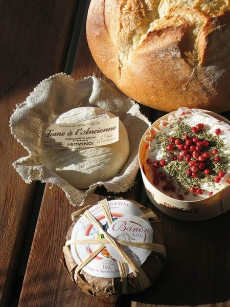 FROM DRIVE Fromagerie de Banon