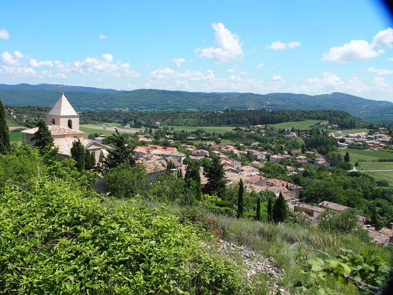 Saint-Michel-l'Observatoire et paysages
