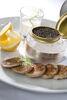 Vichy Célestins Spa Hôtel Caviar et blinis Ⓒ Jérôme Mondière - 2018