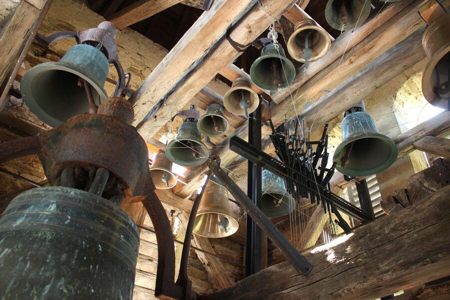 Carillon manuel de Gaulène