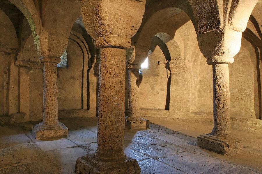 Visite guidée de l'Eglise du Prieuré Saint Martin