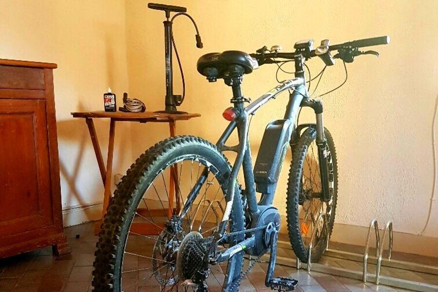 E bike - ©LesMélèzes