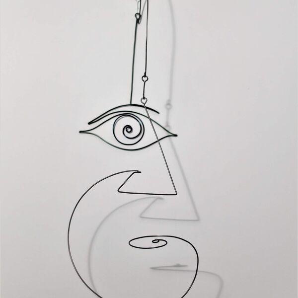 Mobile 3 - Atelier d'Art et Equilibres - Amaury Maillet