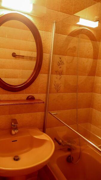 Appartement La Durance - Chalet Le Souréou - Salle de bain - Chalet Le Souréou