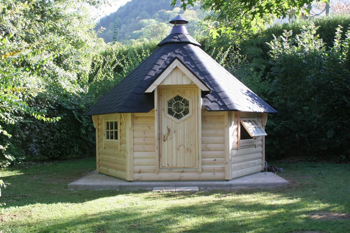 The Finnish Kota hut
