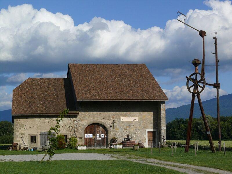 Musée des Granges deServette