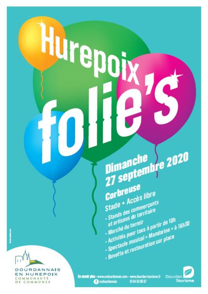 Annulé - Hurepoix Folie's