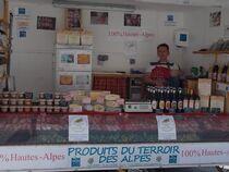 Produits du terroir 100% Hautes Alpes - ©OTLaMeije