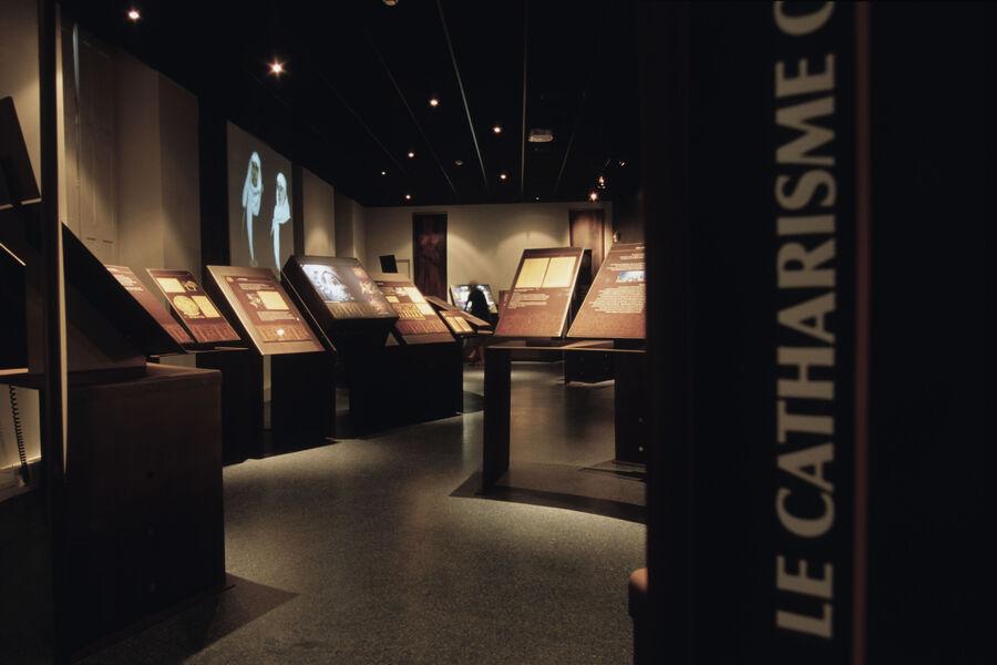 Le Musée du Catharisme de Mazamet - 1h30