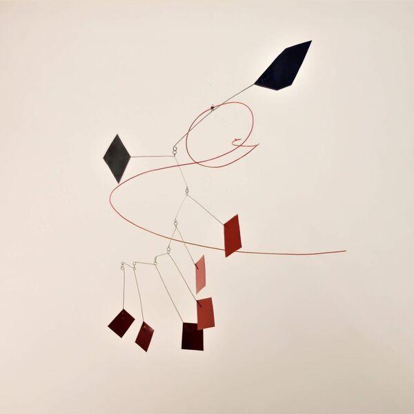Mobile 4 - Atelier d'Art et Equilibres - Amaury Maillet