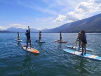 Balade en paddle & Yoga