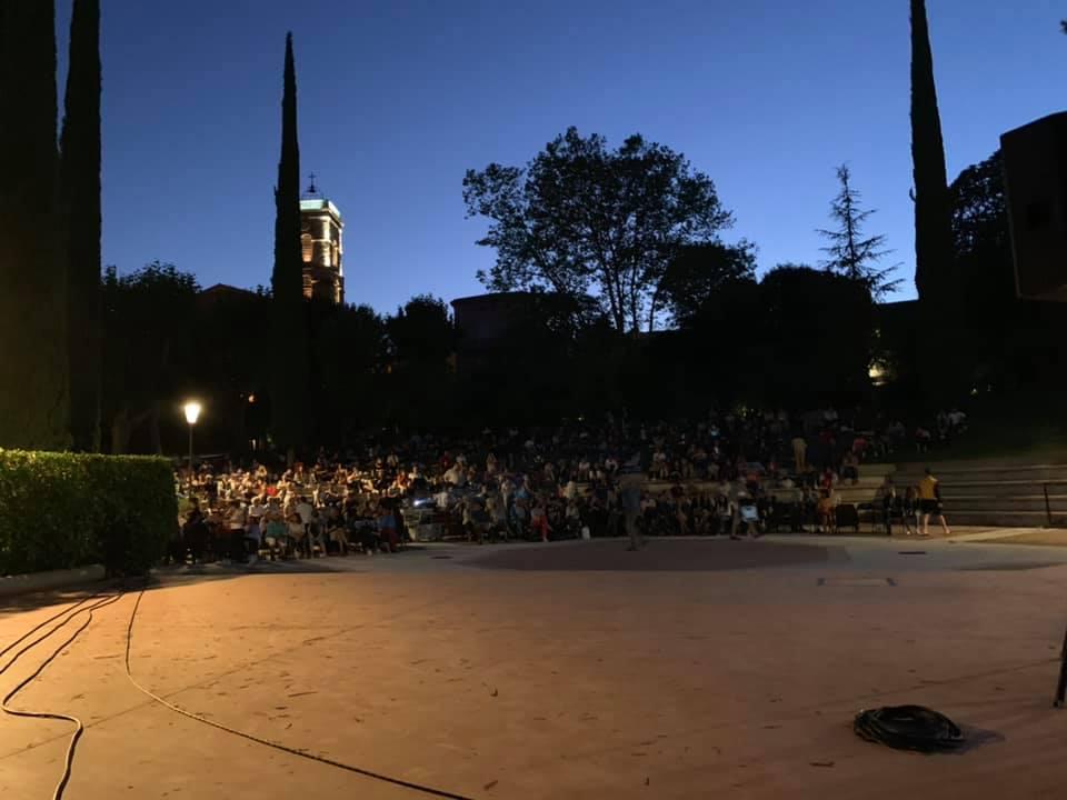 Festival au Clair de lune - Séance Le bonheur des uns
