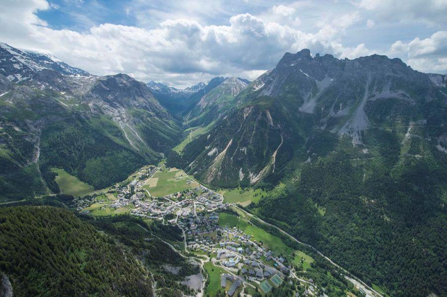 Le  Col de Leschaux