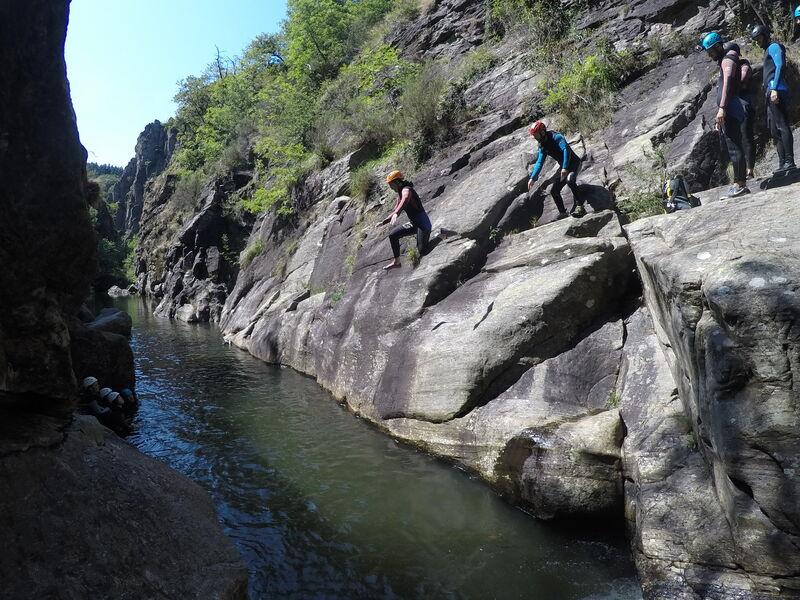Axécime - Canyon
