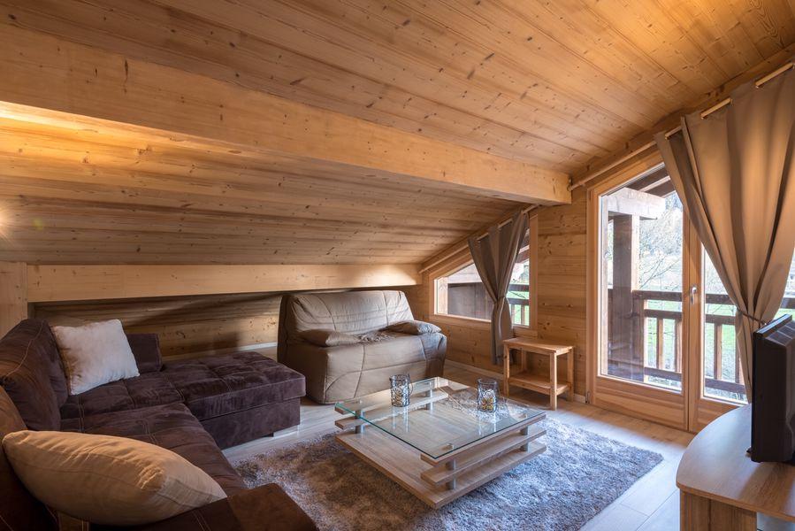 Appartement Belette dans chalet – 100m² – 3 chambres – Schorlé Estelle