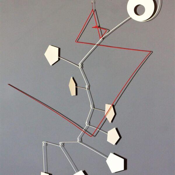 Mobile 5 - Atelier d'Art et Equilibres - Amaury Maillet