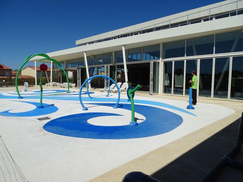 Centre aquatique intercommunal