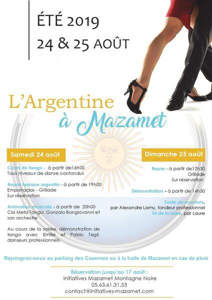 Week end Argentin