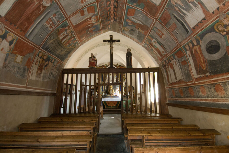 Chapelle Saint-Grat, Vulmix