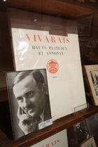 Exposition sur le 100éme anniversaire des Editions du Pigeonnier - Saint-Félicien