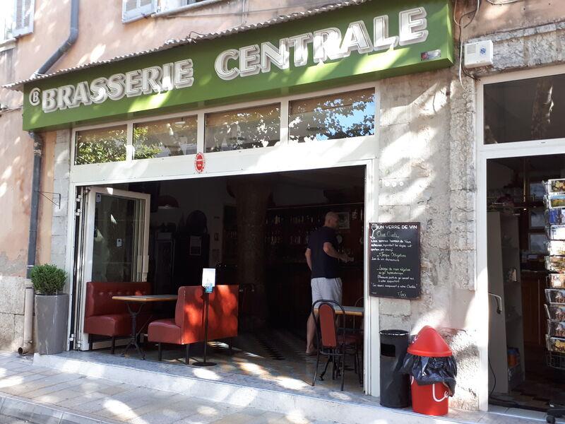Brasserie Centrale - Frontage - Sophie Delsanti