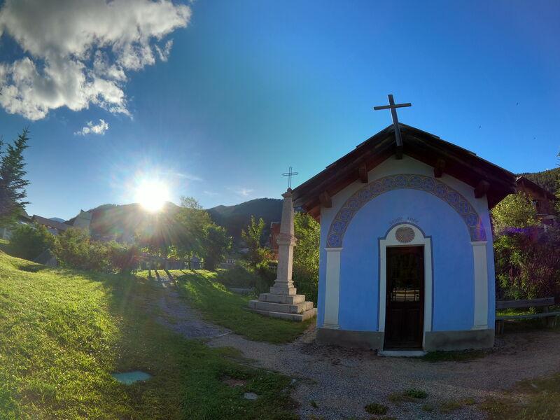 Chapelle Sainte Anne - Chapelle Sainte Anne - Office de Tourisme de Montgenèvre