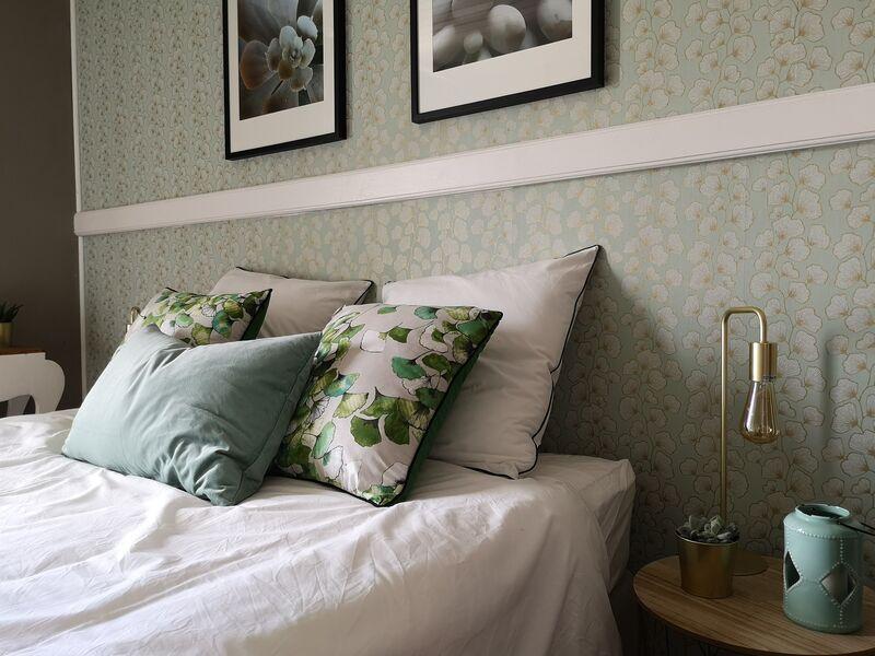 Chambre lit double 2