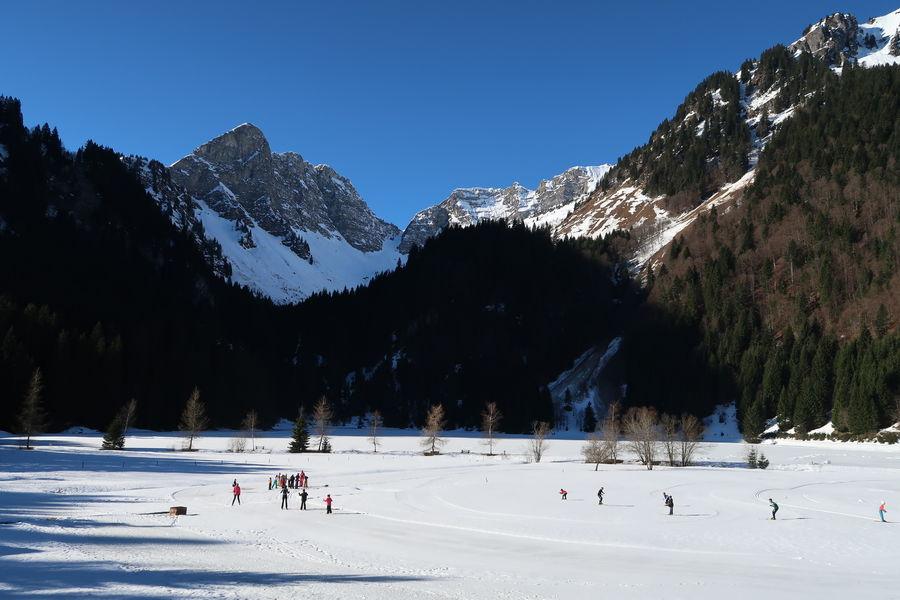 Initiation / perfectionnement ski de fond / skating