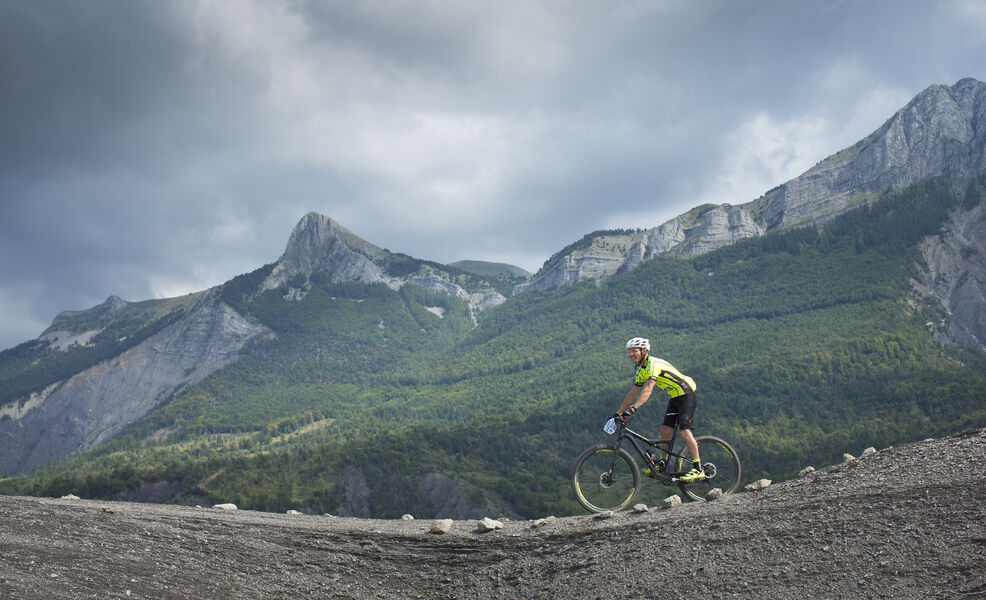La Grande Traversée VTT des Alpes à la Provence !