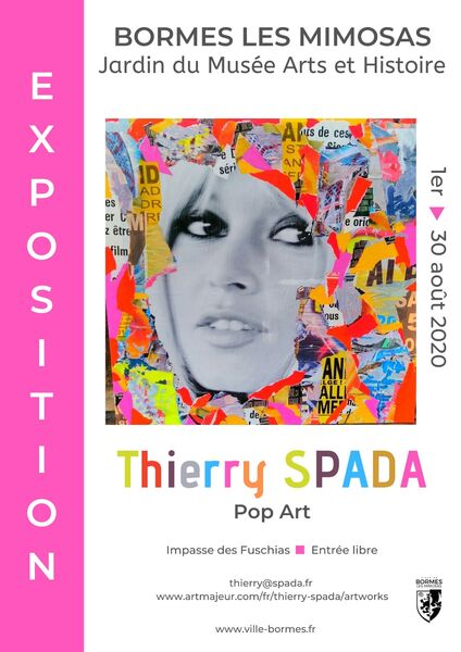 Exposition Thierry Spada