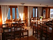 La salle de restaurant - ©AubergeEnsoleillée