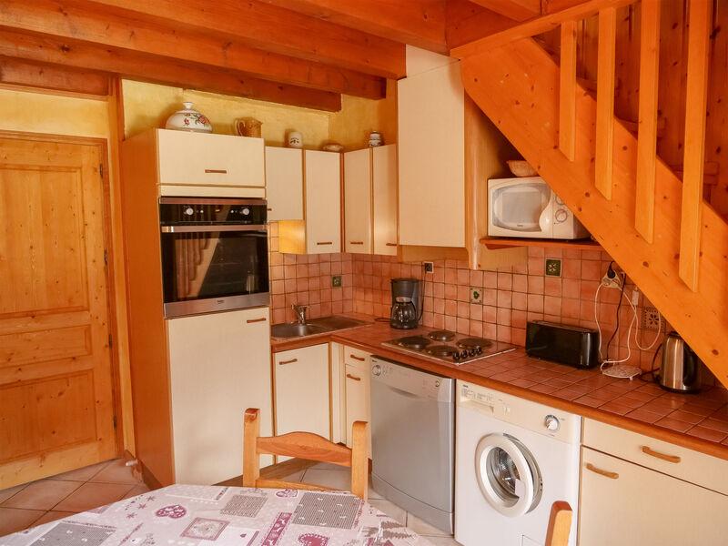 Appartement Le Janus – Chalet Le Souréou - Séjour - Chalet Le Souréou