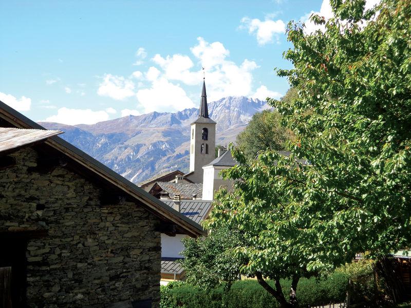 Eglise Montvalezan