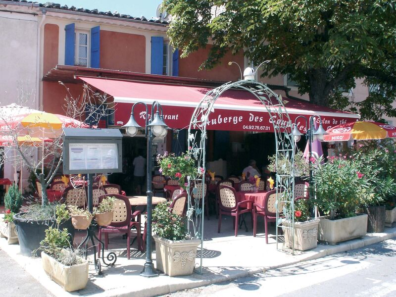 Restaurant Auberge des Coupoles