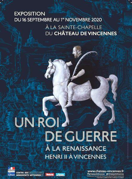Un roi de guerre à la Renaissance: Henri II à Vincennes