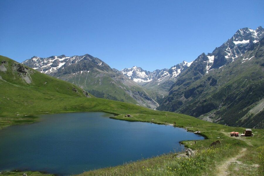 Lac du Pontet - ©LesMélèzes