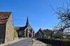 Eglise de Cressanges Ⓒ Office de Tourisme du Bocage bourbonnais