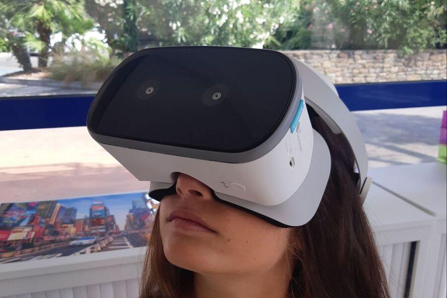 Visite en réalité virtuelle du Fort-de-Brégançon