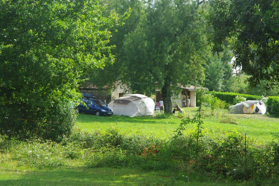 Camping à la Ferme de Rivet