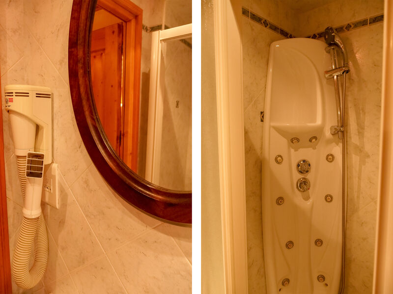 Appartement Le Janus – Chalet Le Souréou - Salle de bain - Chalet Le Souréou