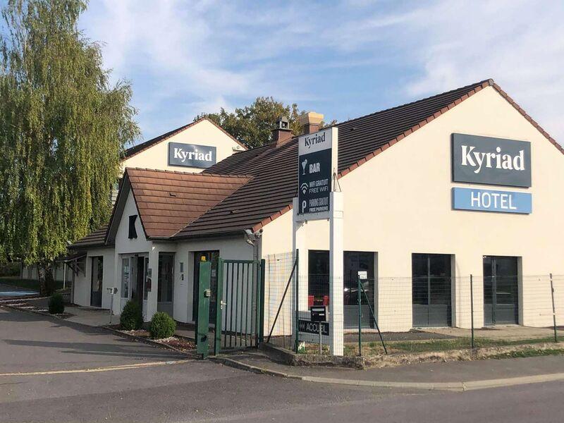 Kyriad Meaux Sud Nanteuil