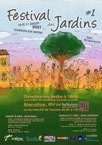 Festival des jardins 2021 - Tournon-sur-Rhône