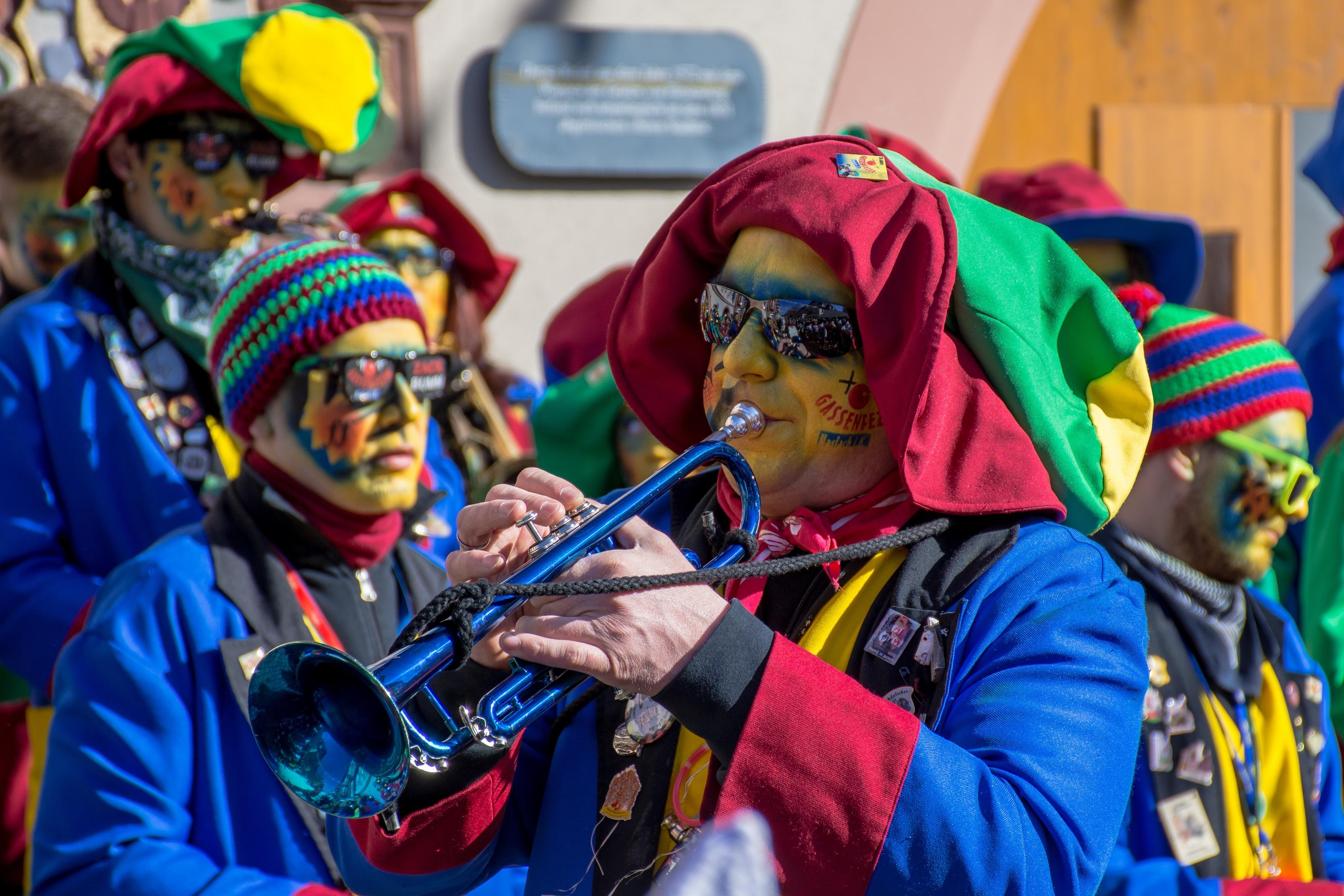 Soirée Carnaval