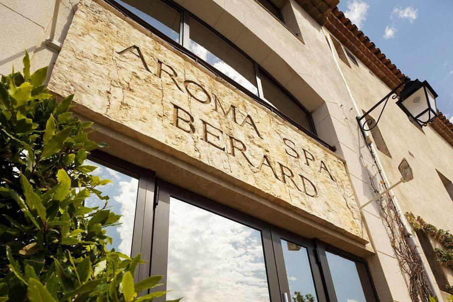 Aromaspa - Devanture Aromaspa - Bérard