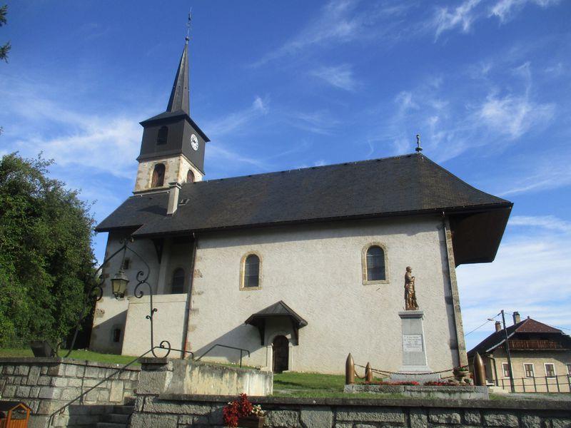 Bourg de Domancy